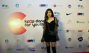 Dàn hotgirl, hotboy xúng xính váy áo dự 'Kpop Dance For Youth'