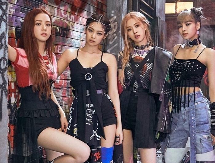 Black Pink có rất ít hoạt động tại Hàn trong 2019.