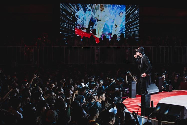 Hội anh tài nhạc rap, hip hop khiến giới trẻ Sài Gòn điên đảo
