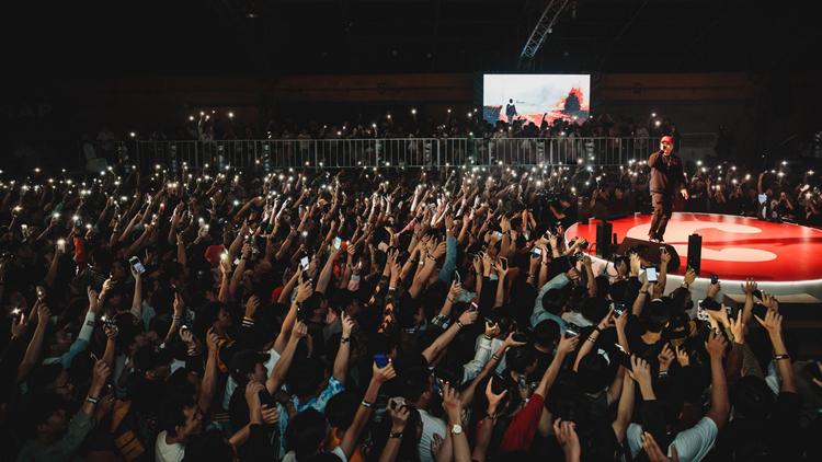 Hội anh tài nhạc rap, hip hop khiến giới trẻ Sài Gòn điên đảo - 1