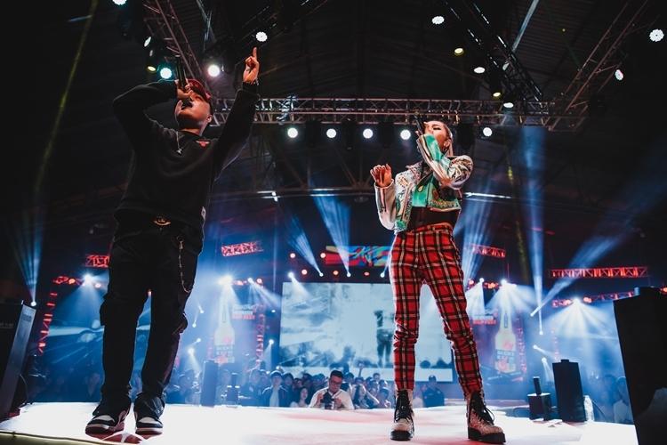 Hội anh tài nhạc rap, hip hop khiến giới trẻ Sài Gòn điên đảo - 7