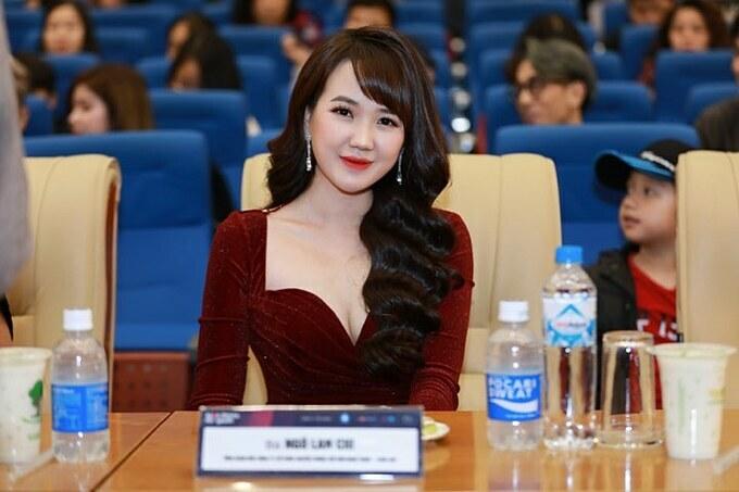 Doanh nhân Ngô Lan Chi dự định sẽ phát triển nhóm nhạc Việt nổi tiếng và chuyên nghiệp không kém idol Kpop.