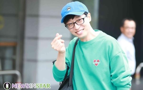 Yoo Jae Suk là ngôi sao được dân Hàn yêu quý.