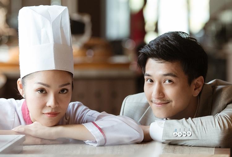 Dương Cẩm Lynh đáp trả bình luận không xứng đôi Huỳnh Anh trên phim