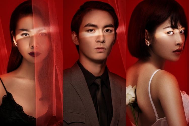 Ba diễn viên chính của phim.