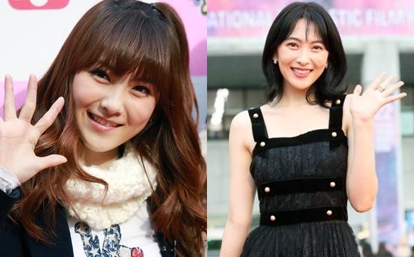 Mặc dù không còn trẻ trung như tuổi 16 nhưng nụ cười tươi tắn của Ji Young không hề thay đổi sau 10 năm.