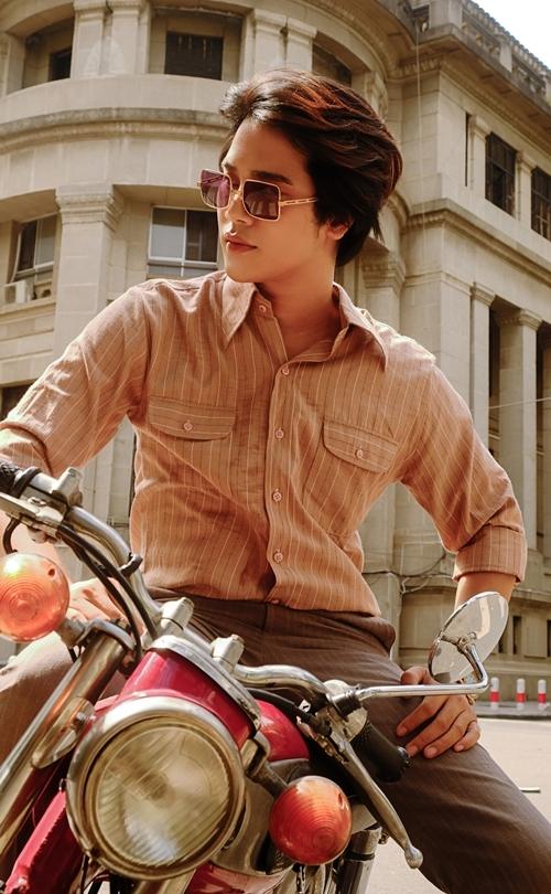 Hot boy đóng vai Sở Khanh trong Mắt biếc - 4