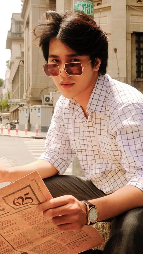 Hot boy đóng vai Sở Khanh trong Mắt biếc - 1