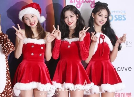 Thảm đỏ SBS Gayo: Twice đáng yêu hết nấc, Solar vấp ngã - 12