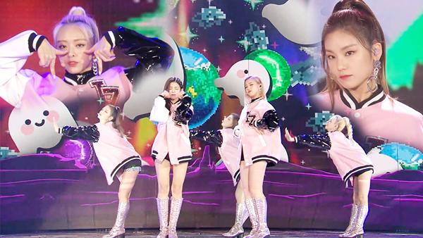 ITZY cũng cover lại ca khúc nổi tiếng của đàn chị Twice là TT. Nhóm đã có màn biến đổi phong cách từ đáng yêu sang cool ngầu cực kỳ ấn tượng.