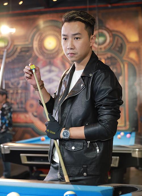 Hình ảnh Minh Tít trong phim.