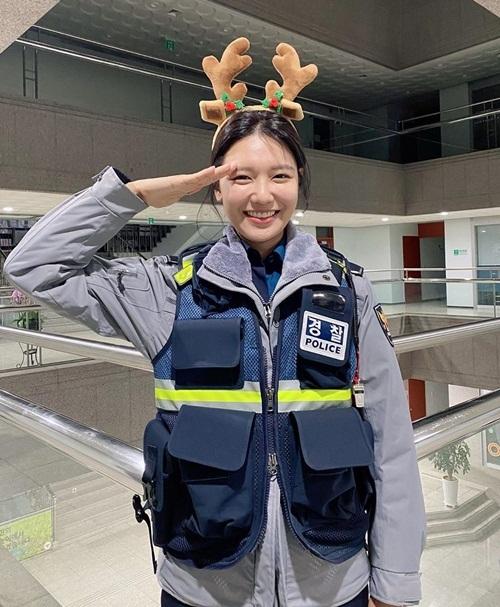 Cô cảnh sát Soo Young