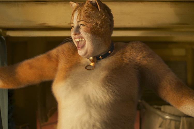 Cô mèo Rebel Wilson.