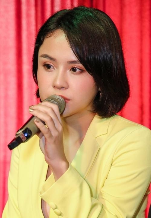 Thái Trinh nêu quan điểm về người thứ ba.