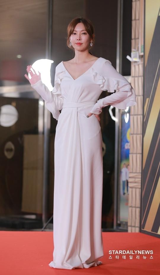 Nữ diễn viên So Yeon.