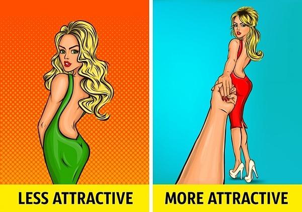 8 đặc điểm của nữ giới hấp dẫn cánh mày râu - 2