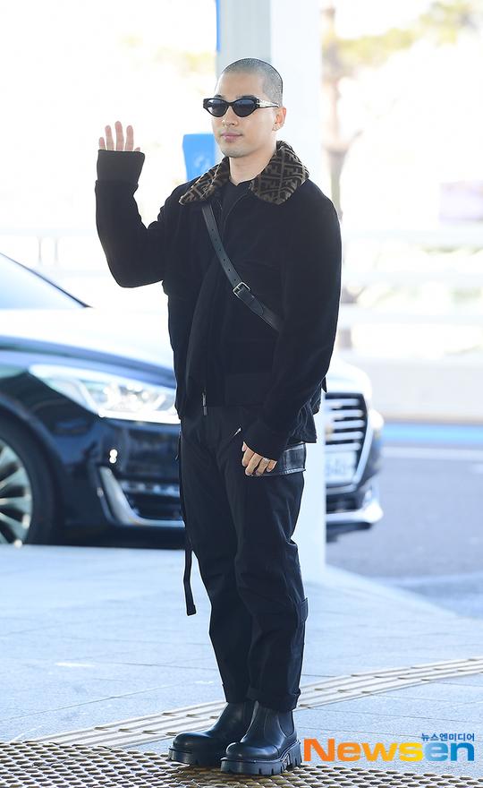 Tae Yang (Big Bang) lần đầu có lịch trình đi nước ngoài sau khi xuất ngũ hồi tháng 10 năm ngoái.