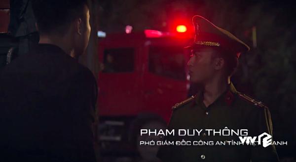 Tên ban đầu của Phó giám đốc công an tỉnh là Phạm Duy Thông.