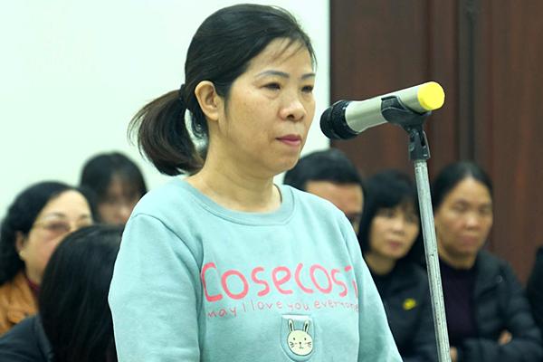 Bị cáo Nguyễn Bích Quy. Ảnh: Nam Anh