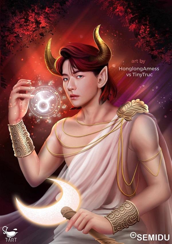 Baekhyun (EXO) hóa thân làm chàng khờ cung Kim Ngưu
