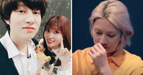 Hee Chul thấy có lỗi khi fan ủng hộ chuyện hẹn hò.