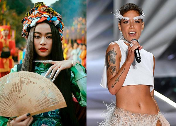 Hoàng Thùy Linh sẽ có cơ hội xem nữ ca sĩ đình đám Halsey biểu diễn vào ngày 1/2.