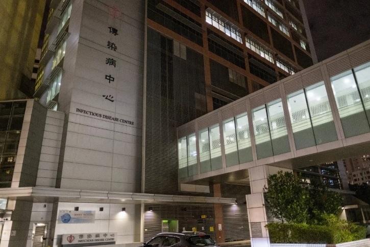 Bệnh nhân tử vong ở bệnh viện Princess Margaret trở thành người đầu tiên ở Hồng Kông chết vì virus corona.Ảnh: Bloomberg