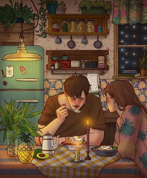 Cẩm nang hẹn hò Valentine trong dịch nCoV