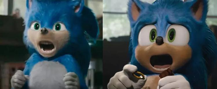 Khác biệt trước và sau khi chỉnh sửa. Ảnh: Paramount.