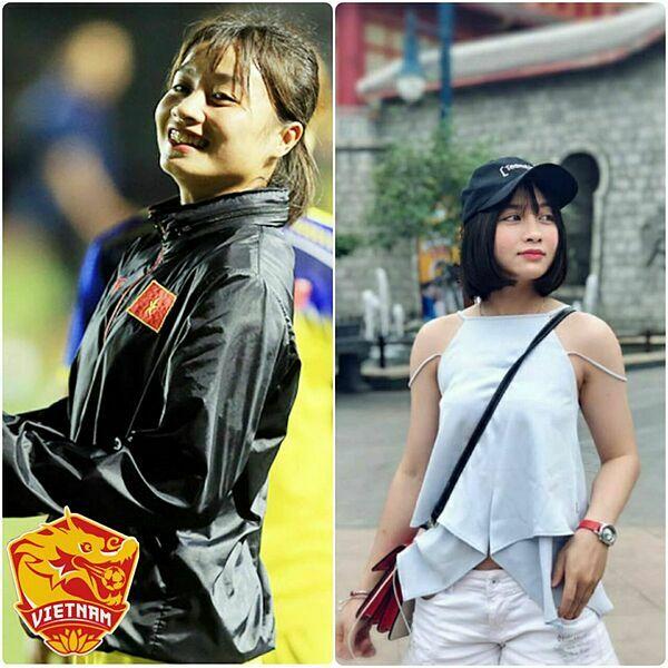 Hình ảnh Hoàng Thị Loan được Siam Sport đăng tải.