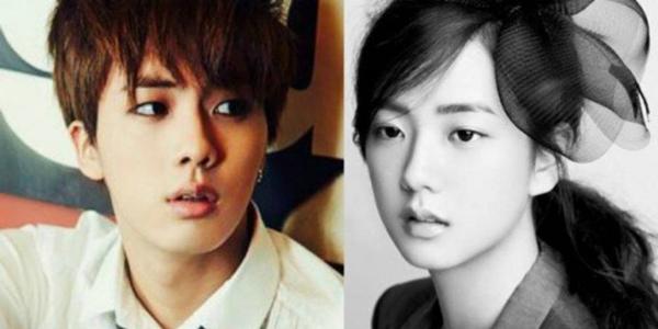 Nhiều ngườicho rằng thời mới debut, Jin và Ji Soo còn giống nhau hơn cả bây giờ.