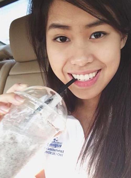 Thời phổ thông, Thảo Tiên theo học tại một trường quốc tế ở TP HCM. Suốt thời cấp 3, nàng rich kid hạn chế trang điểm, thường xuyên khoe mặt mộc.