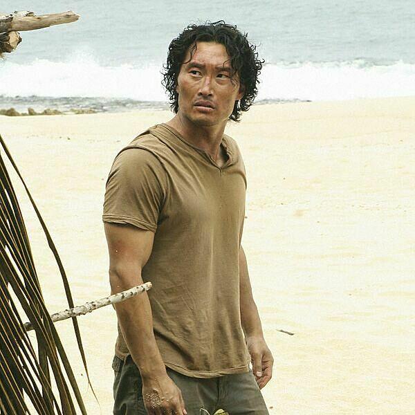 Daniel Dae Kim trong phim Lost.