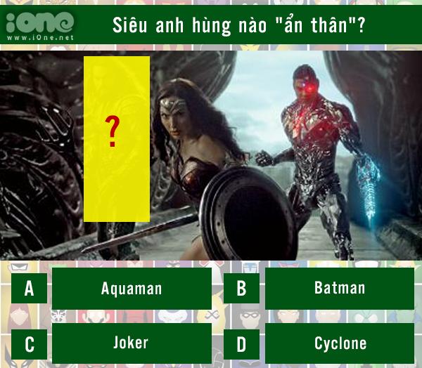 Quiz: Siêu anh hùng nào đã ẩn thân trong cảnh quay? - 4