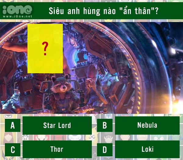 Quiz: Siêu anh hùng nào đã ẩn thân trong cảnh quay? - 12