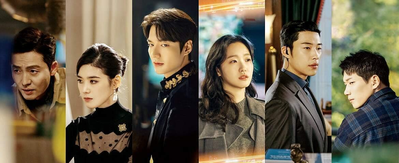 7 drama Hàn đang được ngóng nhất tháng 4 này