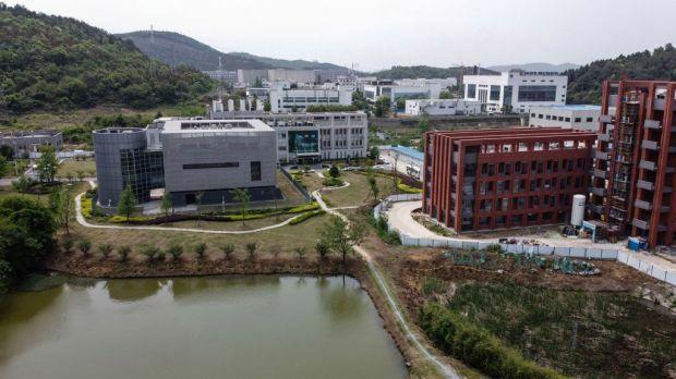 Viện virus học Vũ Hán.