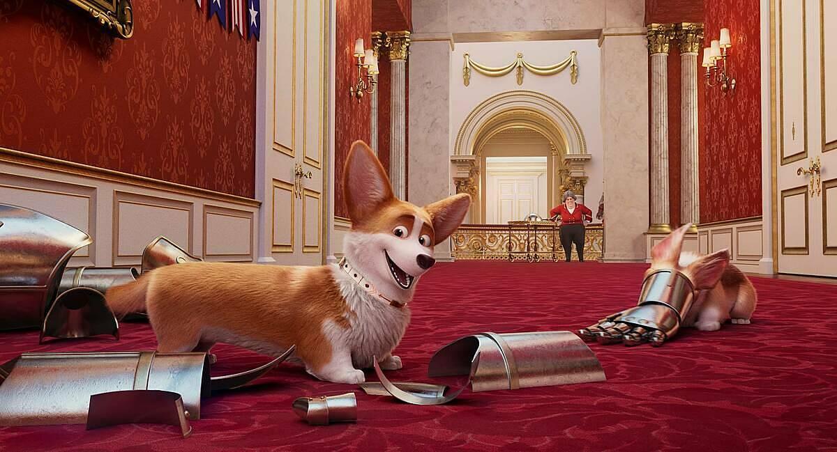 Ở nhà trốn dịch xem gì: Cười xỉu với loạt phim hoạt hình thú cưng - 1