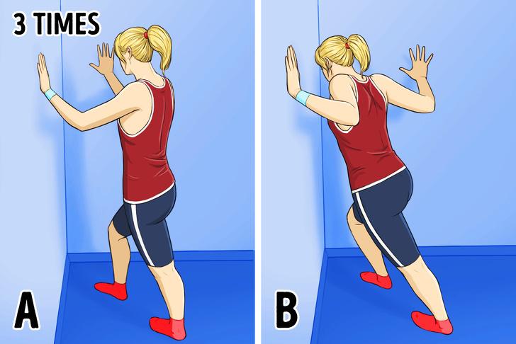 9 bài tập giúp bạn có thân hình quyến rũ - 1
