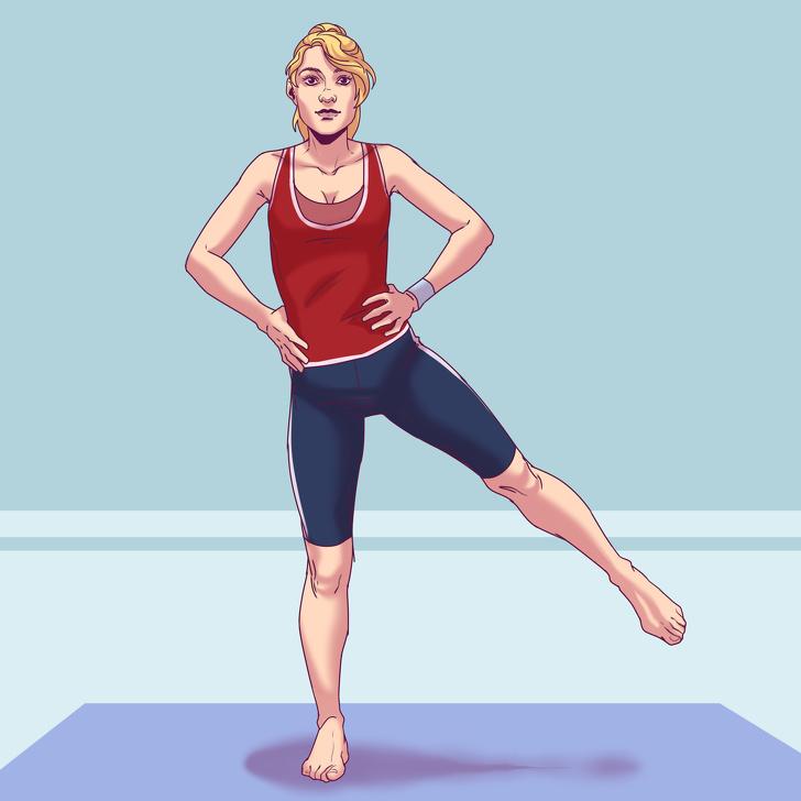 9 bài tập giúp bạn có thân hình quyến rũ - 3