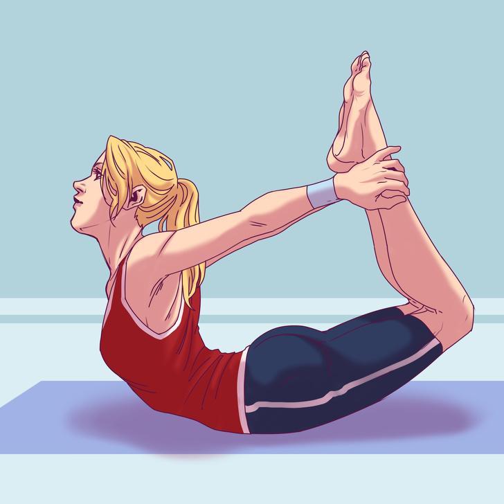 9 bài tập giúp bạn có thân hình quyến rũ - 15