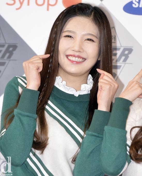 Khi mới debut, Joy có ngoại hình khá mũm mĩm, tròn trịa. Chiều cao 1m7 khiến cô nàng trông như người khổng lồ khi đứng cạnh các thành viên trong nhóm.