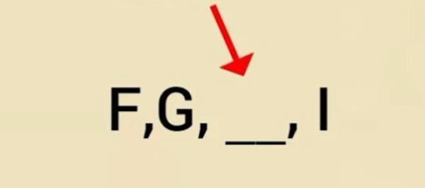 Thử thách nhớ vị trí bảng chữ cái tiếng Anh - 1