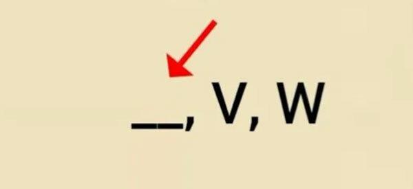 Thử thách nhớ vị trí bảng chữ cái tiếng Anh (2) - 1