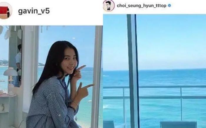 T.O.P (Big Bang) lộ ảnh thân mật, vướng nghi án hẹn hòmỹ nhânSM - 14