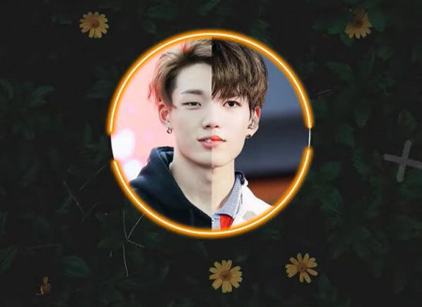 Nhanh mắt nhận diện 2 idol Hàn này là ai? (2) - 1