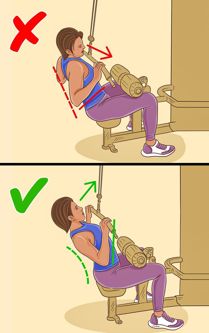 8 lỗi sai cơ bản khi tập thể dục - 1
