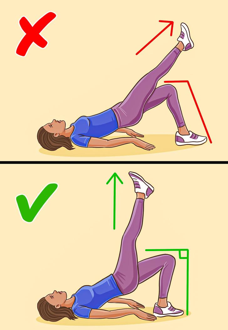 8 lỗi sai cơ bản khi tập thể dục - 5