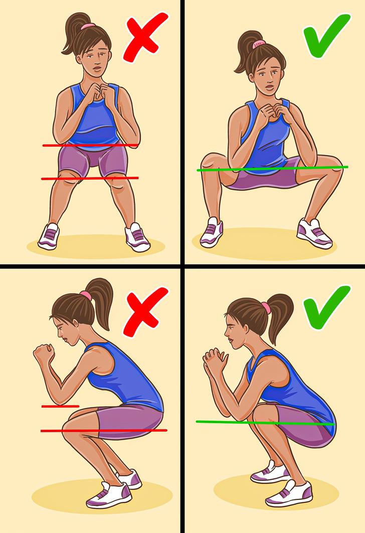 8 lỗi sai cơ bản khi tập thể dục - 11