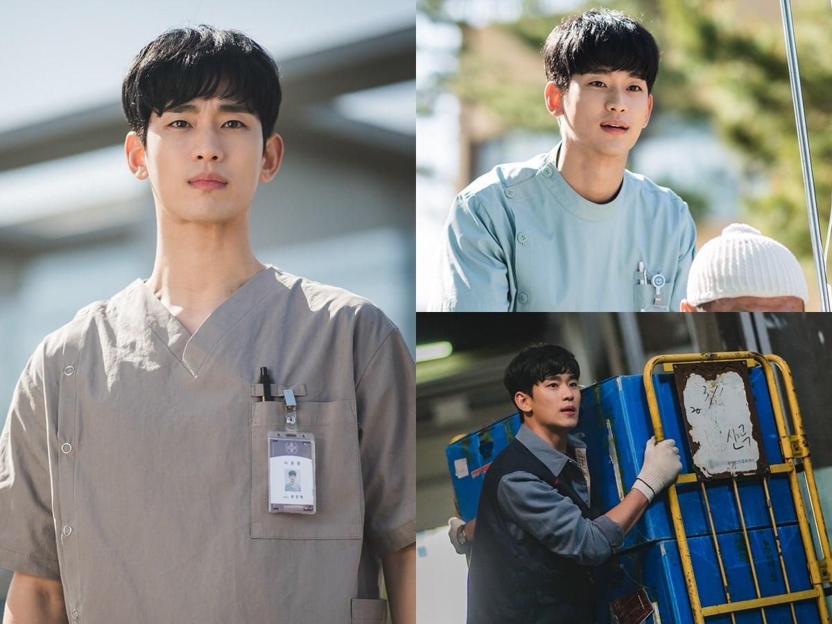 Psycho But It's Okay là tác phẩm đầu tiên Kim Soo Hyun đóng chính kể từ khi xuất ngũ hồi tháng 7/2019.